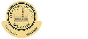 Concours Mondial Bruxelles Great Gold Medaille